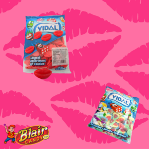 Gummy Candy for Valentine's Day