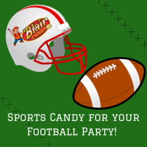 Sports Candy for the Big Game