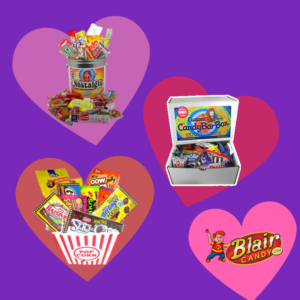 Valentine's Day Candy gifts