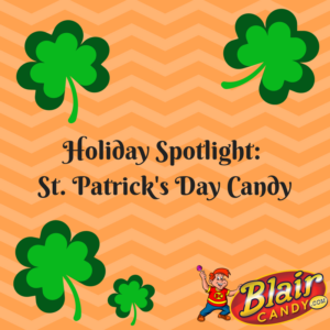 holiday spotlight: st patricks day candy