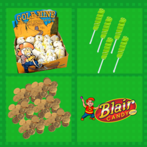 Favorite St. Patrick's Day Candy
