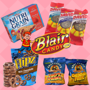 Wholesale Snack Foods | BlairCandy.com