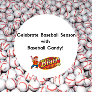 Baseball Candy | BlairCandy.com