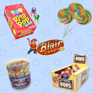 Lollipops in Bulk | BlairCandy.com