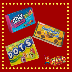 Movie Theater Candy | BlairCandy.com