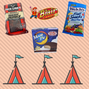 Bulk Snack Food for Camp | BlairCandy.com