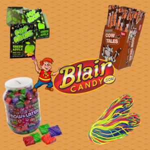 Have Your Kids Try Retro Candy | BlairCandy.com