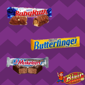 Gluten Free Candy Bars | BlairCandy.com