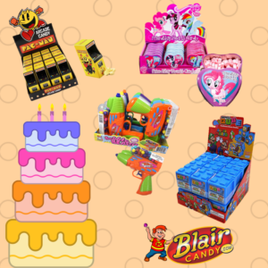 Candy Toys for Parties | BlairCandy.com