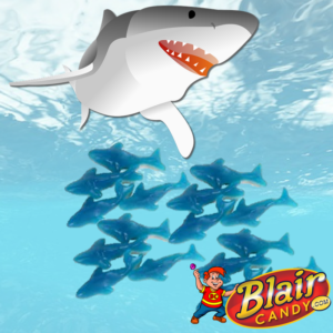 Shark Novelty Candy | BlairCandy.com