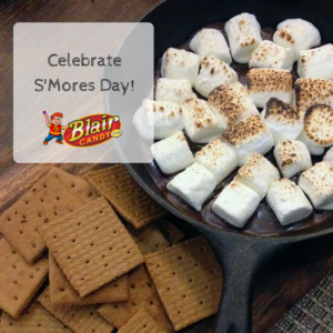 S'Mores Day with Hershey Candy | BlairCandy.com