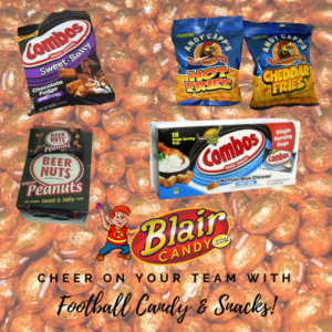 Football Candy | BlairCandy.com