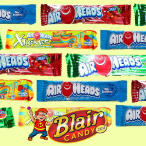 Airheads Candy Crafts | BlairCandy.com