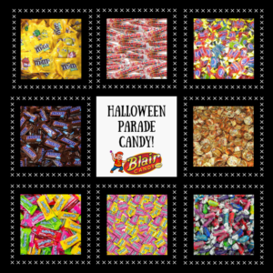 Halloween Parade Candy | BlairCandy.com