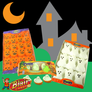 Halloween Peeps and Recipes | BlairCandy.com