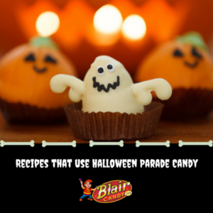 Recipes that Use Halloween Parade Candy | BlairCandy.com
