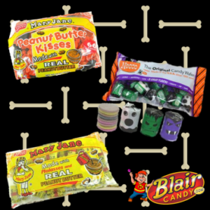 Retro Halloween Candy | BlairCandy.com