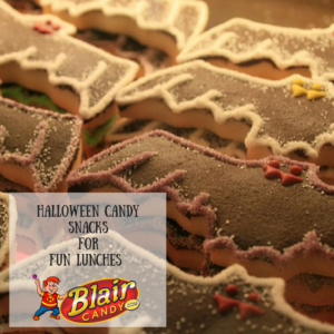 Halloween Candy Snacks for Lunch | BlairCandy.com