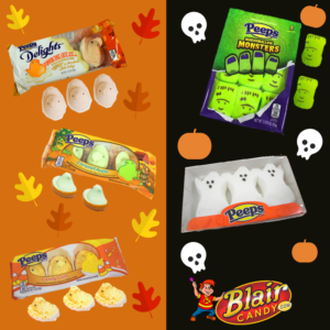 Fall & Halloween Peeps | BlairCandy.com