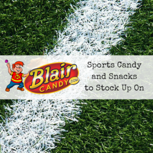 Sports Candy & Snacks | BlairCandy.com