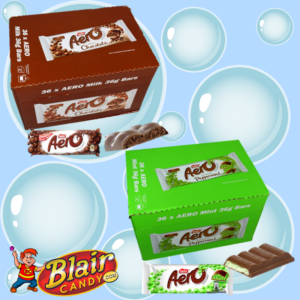 European Candy Bars | BlairCandy.com