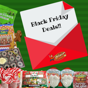 Stock up On Candy in Bulk during Black Friday | BlairCandy.com