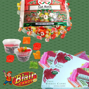 Retro Christmas Candy | BlairCandy.com