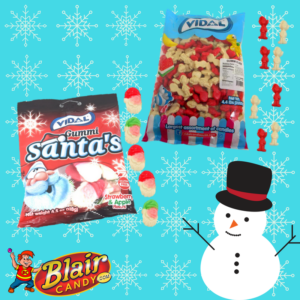 Fun Gummy Christmas Candy in Bulk | BlairCandy.com