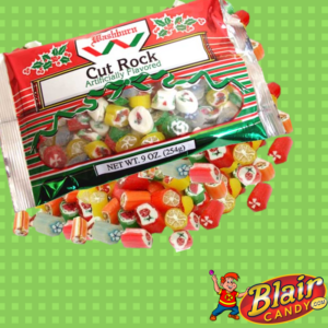 Old Fashioned Hard Christmas Candy & Snacks Make the Season Bright!