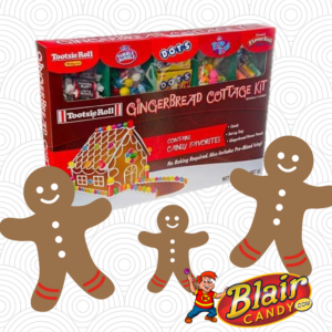 Gingerbread & Bulk Holiday Candy | BlairCandy.com