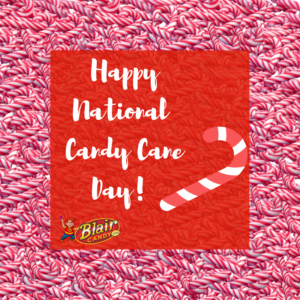 National Candy Cane Day | BlairCandy.com