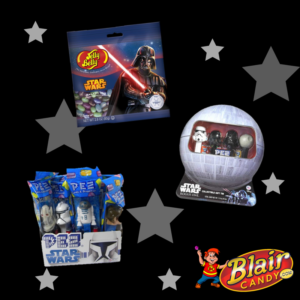 Star Wars Candy Toys | BlairCandy.com