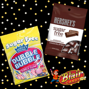 Sugar Free Candy for the New Year | BlairCandy.com
