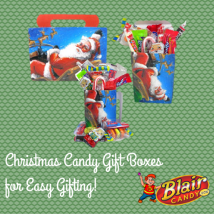 Christmas Candy Gift Boxes | BlairCandy.com