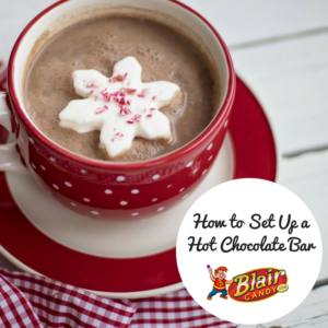 Hot Chocolate with Candy in Bulk | BlairCandy.com