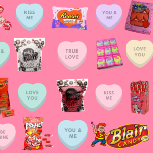 Bulk Valentines Candy for Classrooms | BlairCandy.com