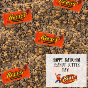 Reese's Candy for Peanut Butter Lover's Day | BlairCandy.com