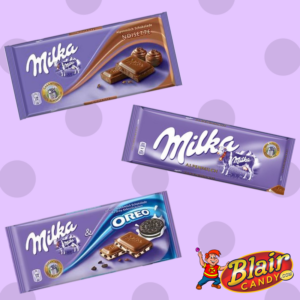 Mika Imported Candy Bars | BlairCandy.com