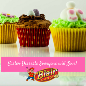 Desserts Using Bulk Easter Candy | BlairCandy.com