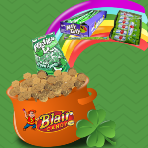 St. Patrick's Day Candy | BlairCandy.com