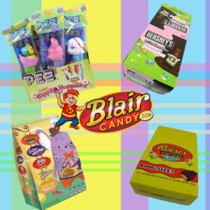 Assortment of Easter Candy in Bulk | BlairCandy.com