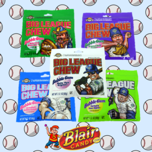 Big League Chew | BlairCandy.com