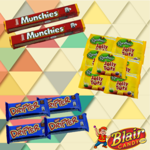 Assorted European Candy Bars | BlairCandy.com