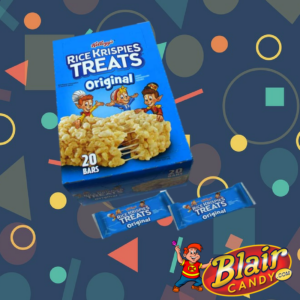 Rice Krispy Treat Box | BlairCandy.com