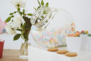 wedding candy decorations | BlairCandy.com
