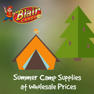 Summer Camp Supplies at Wholesale Prices | BlairCandy.com