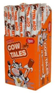 Box of Regular Vanilla Cow Tales | BlairCandy.com