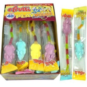 Gummi Play Mouse Candy | BlairCandy.com