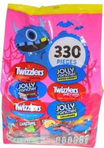 A Bulk Bag of Hershey's Twizzlers and Jolly Ranchers | BlairCandy.com