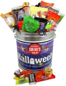 Halloween Candy Gift Tin | BlairCandy.com